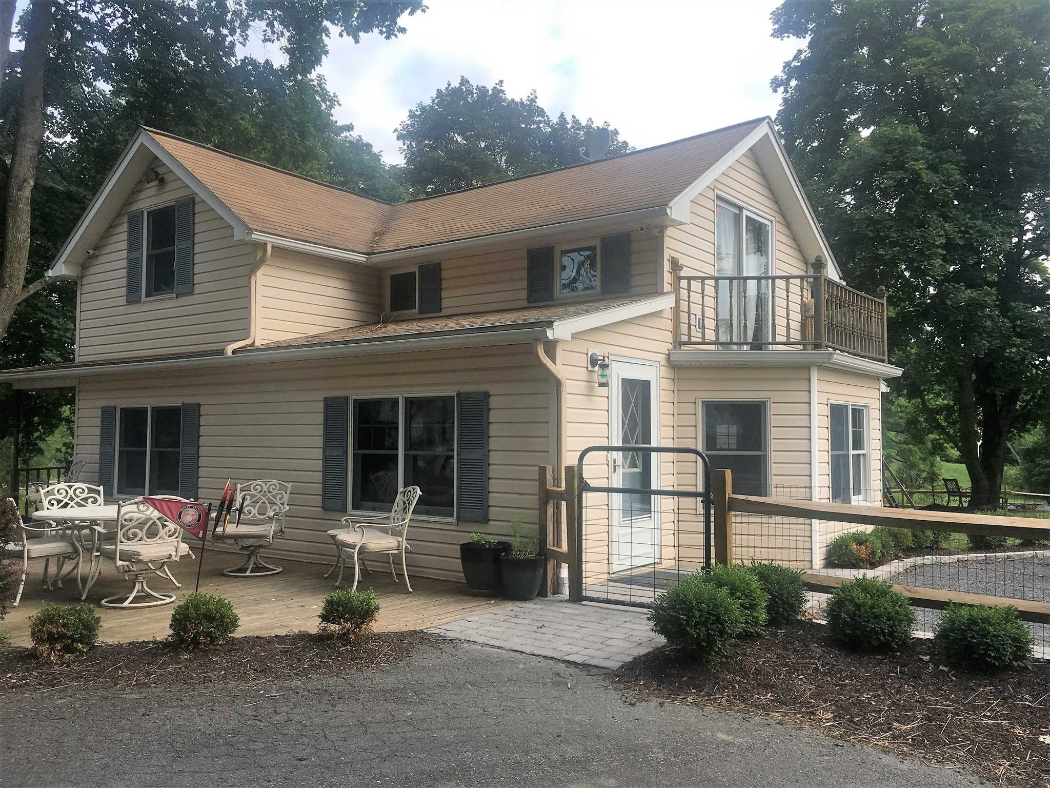 Single Family Home for Sale at 178 CHURCH Avenue 178 CHURCH Avenue Germantown, New York 12526 United States