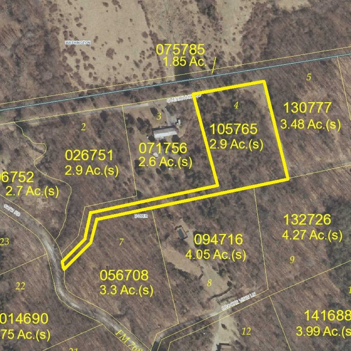 Land for Sale at LOT 4, OVERBROOK ROAD LOT 4, OVERBROOK ROAD Dover Plains, New York 12522 United States