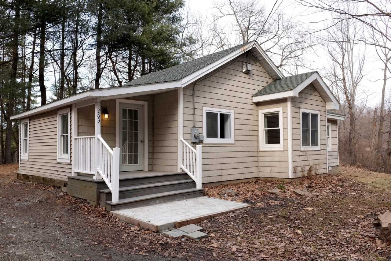 Single Family Home for Sale at 263 ASHLEY HILL 263 ASHLEY HILL Chatham, New York 12136 United States