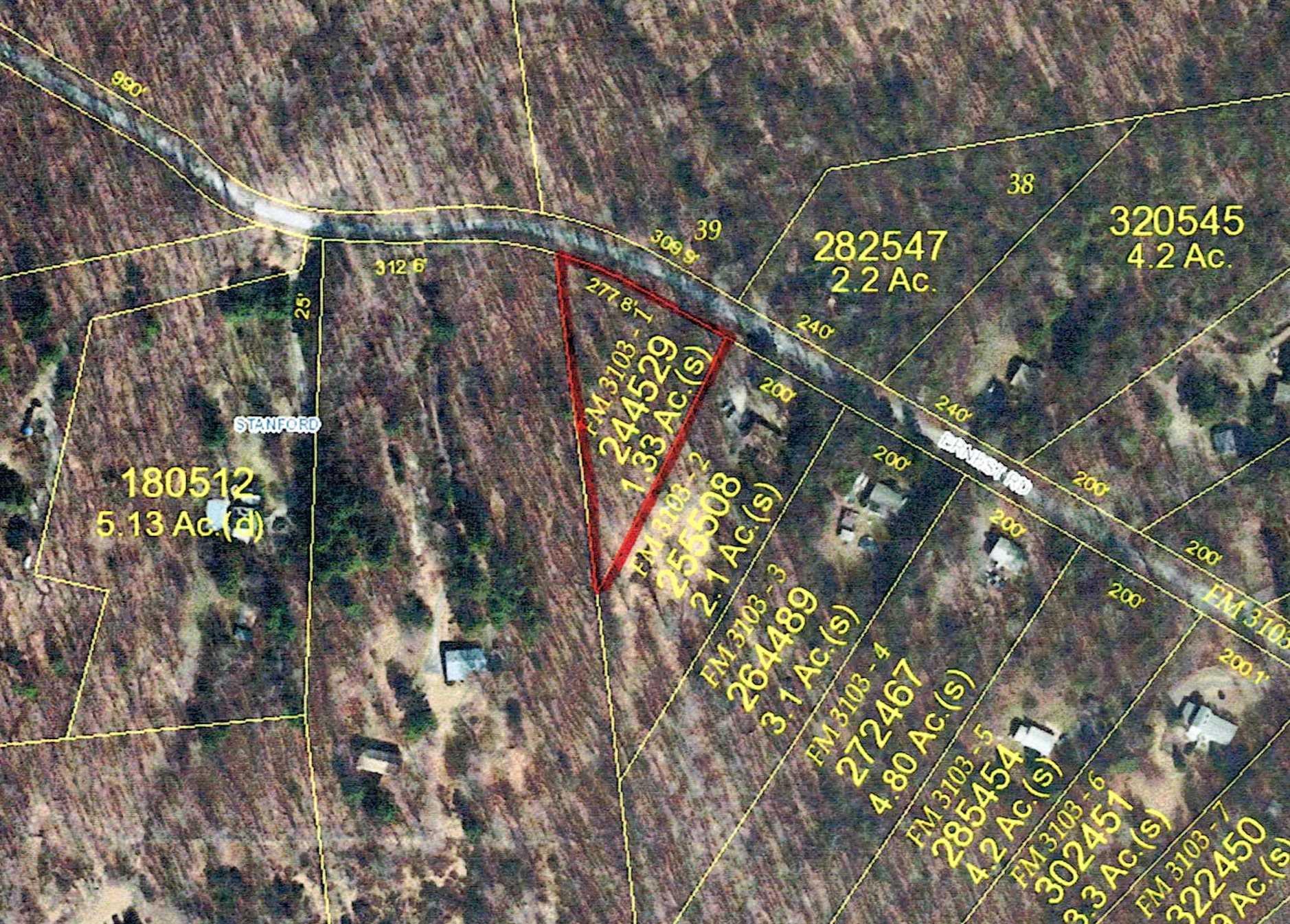 Land for Sale at 42 ERNEST ROAD 42 ERNEST ROAD Stanfordville, New York 12581 United States