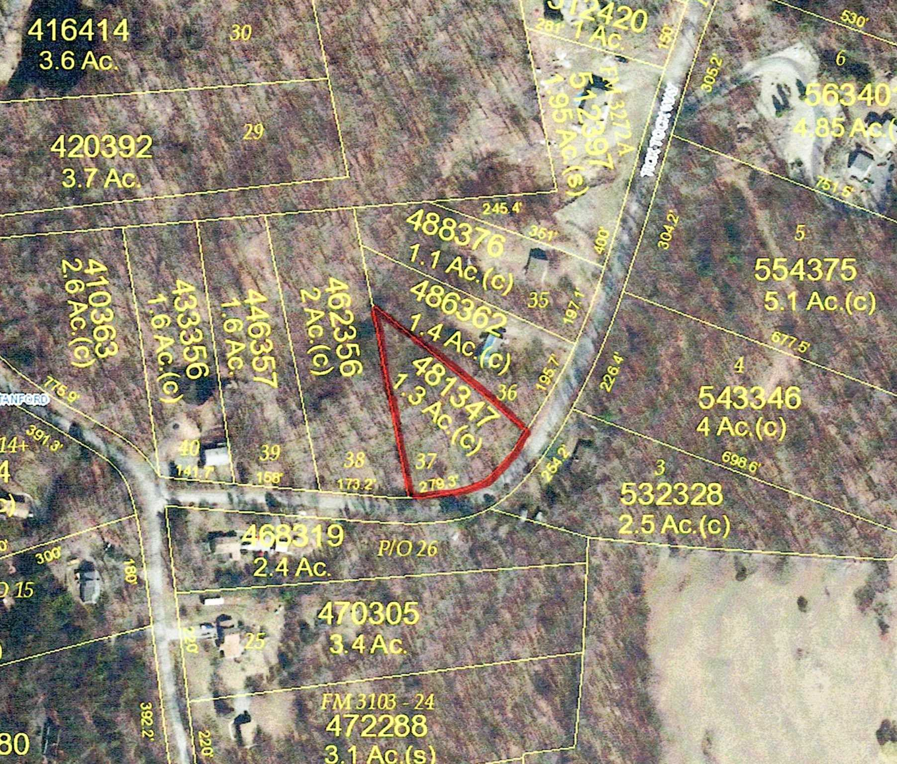 Land for Sale at 29 TICK TOCK WAY 29 TICK TOCK WAY Stanfordville, New York 12581 United States