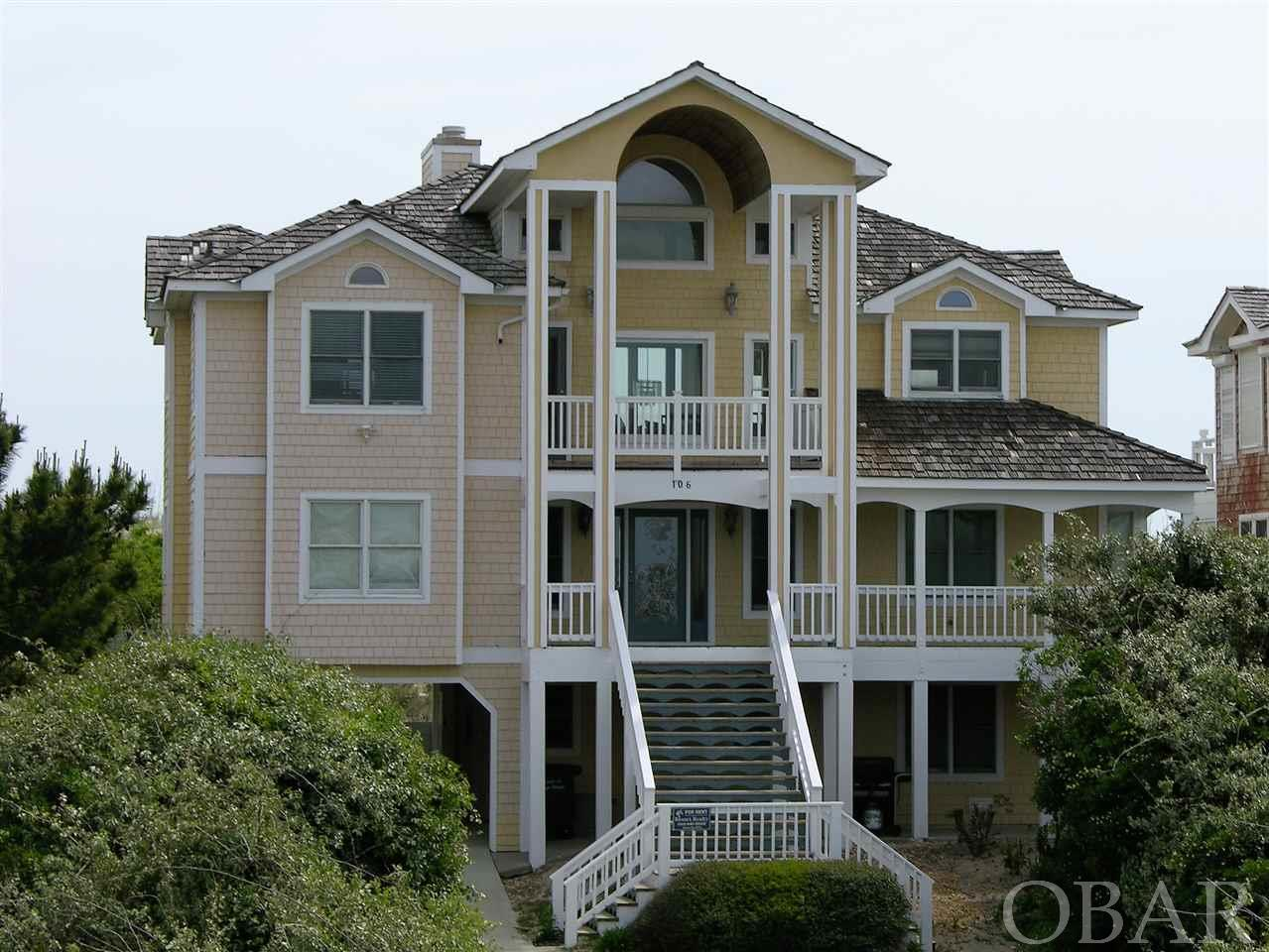 106 Sandcastle Court,Nags Head,NC 27959,7 Bedrooms Bedrooms,4 BathroomsBathrooms,Residential,Sandcastle Court,100416