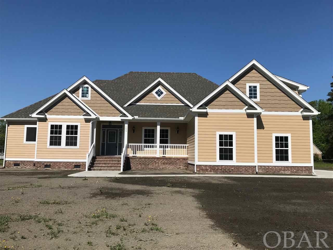 109 Golf Club Drive,Elizabeth City,NC 27909,4 Bedrooms Bedrooms,3 BathroomsBathrooms,Residential,Golf Club Drive,100619