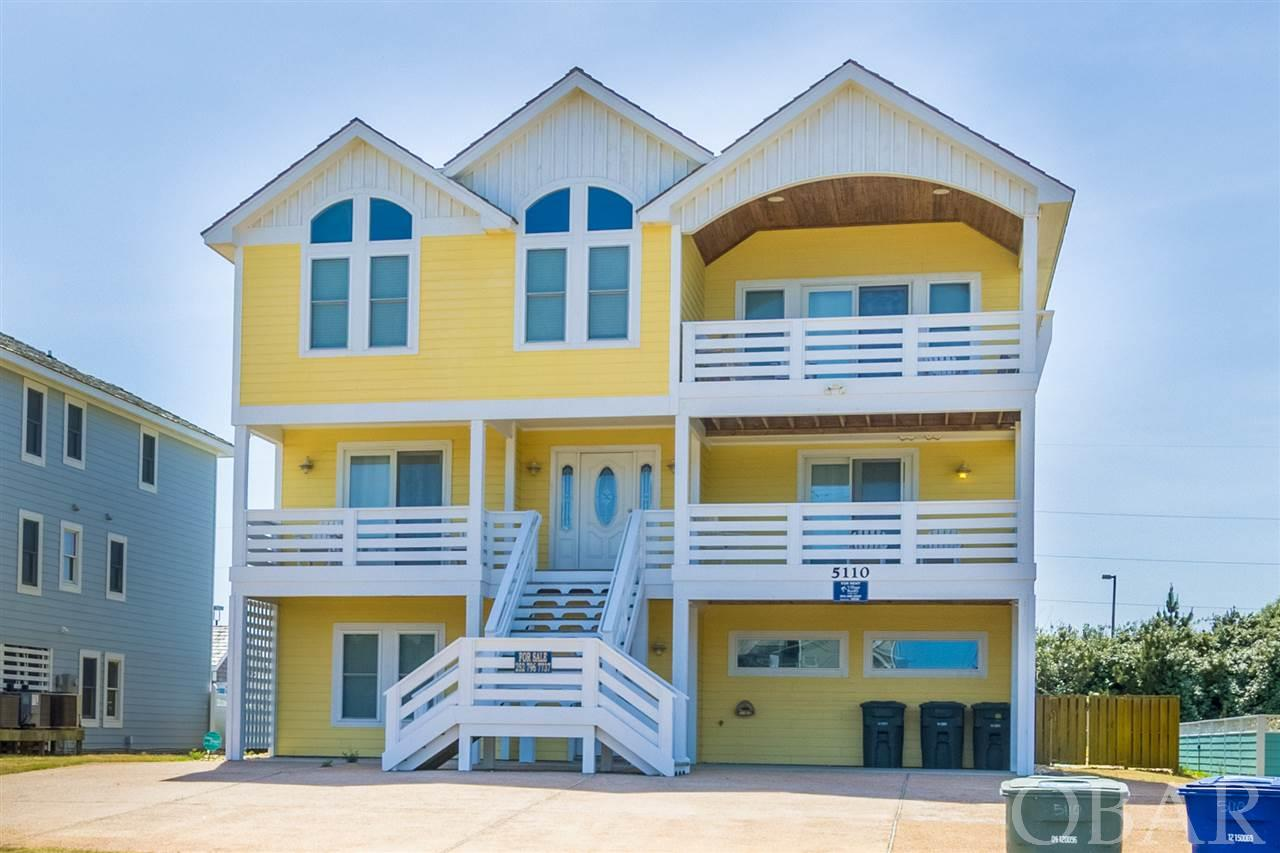 5110 Virginia Dare Trail,Nags Head,NC 27959,8 Bedrooms Bedrooms,7 BathroomsBathrooms,Residential,Virginia Dare Trail,100719