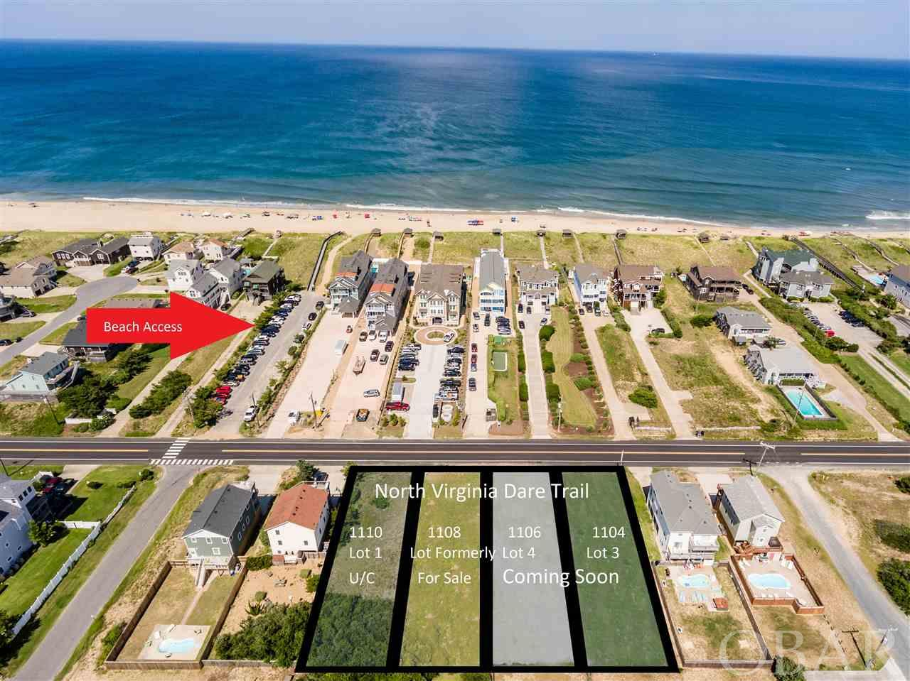1106 Virginia Dare Trail,Kill Devil Hills,NC 27948,8 Bedrooms Bedrooms,9 BathroomsBathrooms,Residential,Virginia Dare Trail,100824