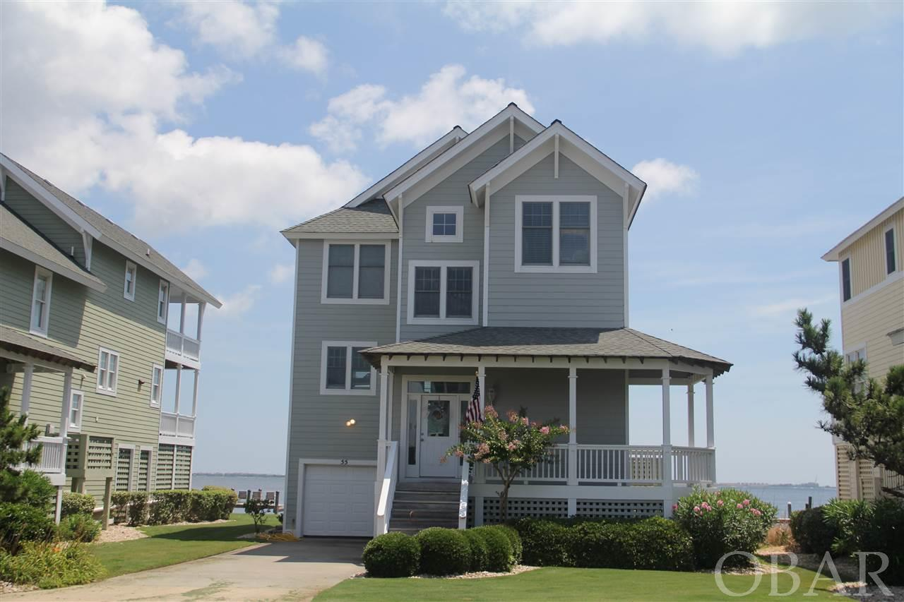 55 Ballast Point Drive,Manteo,NC 27954,4 Bedrooms Bedrooms,3 BathroomsBathrooms,Residential,Ballast Point Drive,101080