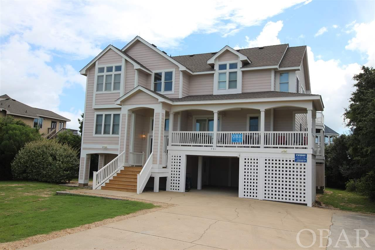 981 Whalehead Drive,Corolla,NC 27927,7 Bedrooms Bedrooms,7 BathroomsBathrooms,Residential,Whalehead Drive,101671