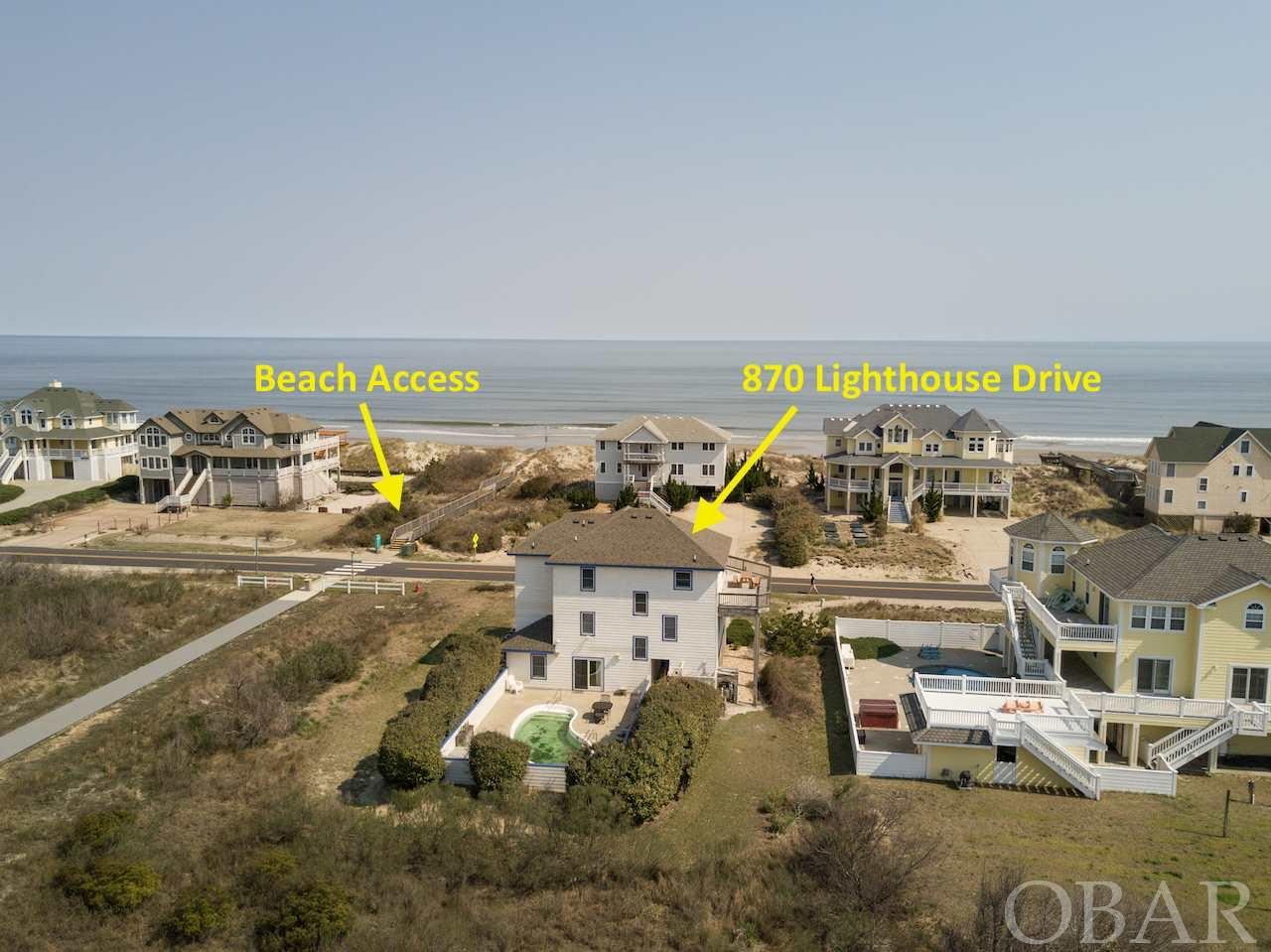 870 Lighthouse Drive, Corolla, NC 27927, 6 Bedrooms Bedrooms, ,5 BathroomsBathrooms,Residential,For sale,Lighthouse Drive,101833
