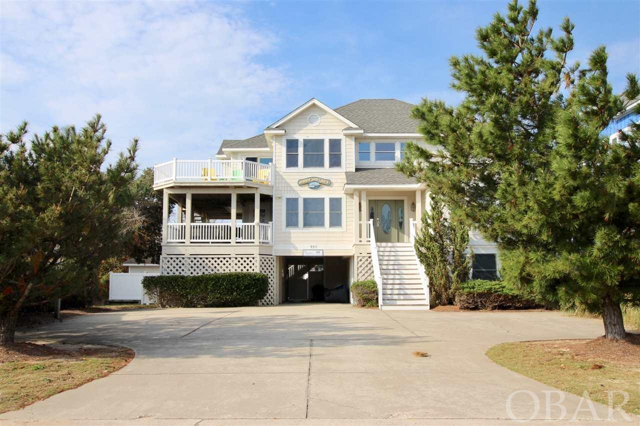990 Whalehead Drive,Corolla,NC 27927,8 Bedrooms Bedrooms,7 BathroomsBathrooms,Residential,Whalehead Drive,101911