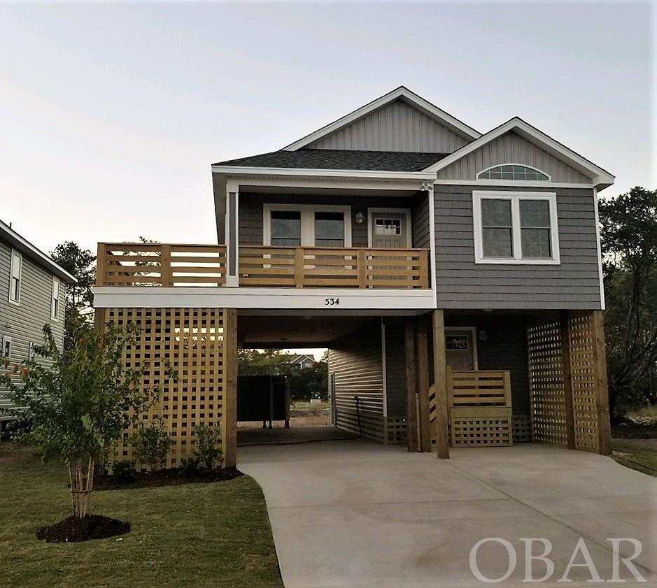 534 Palmetto Street, Kill Devil Hills, NC 27948, 3 Bedrooms Bedrooms, ,2 BathroomsBathrooms,Residential,For sale,Palmetto Street,102227