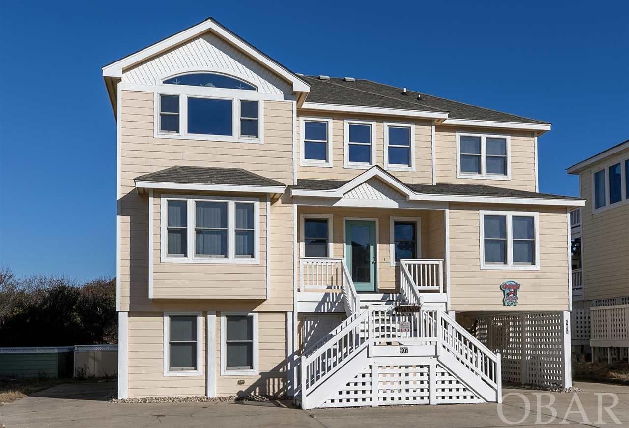 607 Wave Arch, Corolla, NC 27927, 9 Bedrooms Bedrooms, ,8 BathroomsBathrooms,Residential,For sale,Wave Arch,102799
