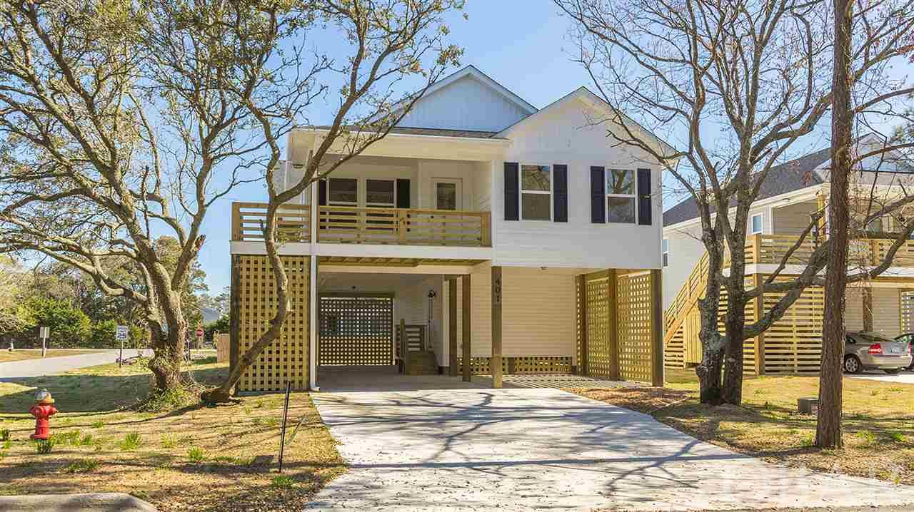 401 Palmetto Street, Kill Devil Hills, NC 27948, 3 Bedrooms Bedrooms, ,3 BathroomsBathrooms,Residential,For sale,Palmetto Street,102978