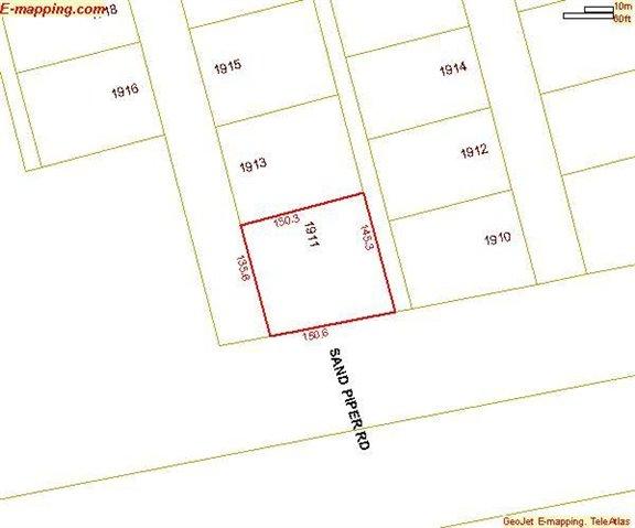 1911 Sandpiper Road,Corolla,NC 27927,Lots/land,Sandpiper Road,60019
