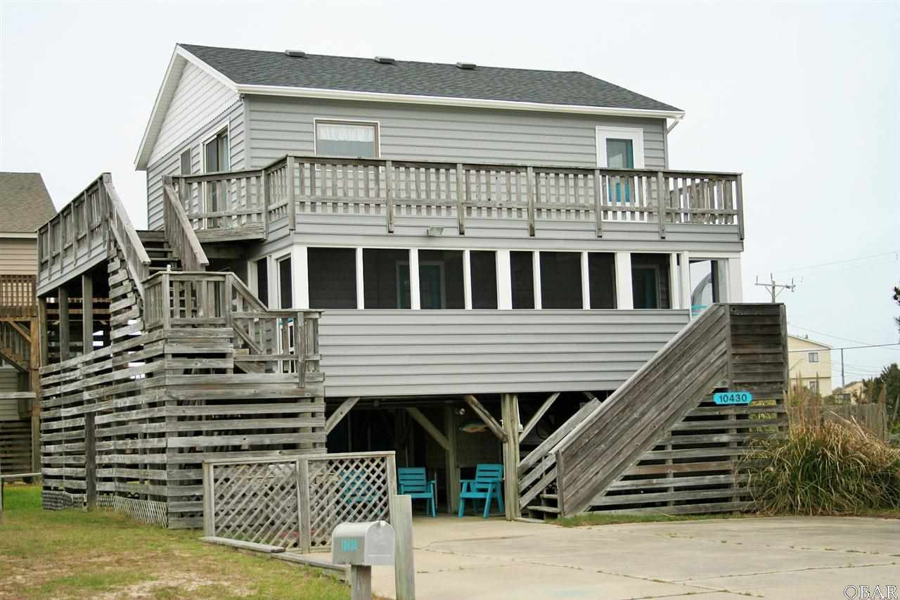 10430 Colony South Drive,Nags Head,NC 27959,3 Bedrooms Bedrooms,2 BathroomsBathrooms,Residential,Colony South Drive,78796