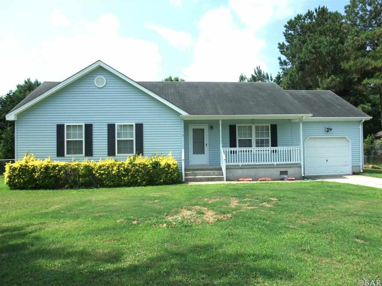 113 Sunny Lane,Grandy,NC 27939,3 Bedrooms Bedrooms,2 BathroomsBathrooms,Residential,Sunny Lane,84535