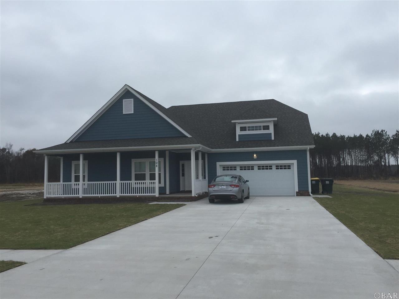 108 Arrow Head Lane,Moyock,NC 27958,3 Bedrooms Bedrooms,2 BathroomsBathrooms,Residential,Arrow Head Lane,84658