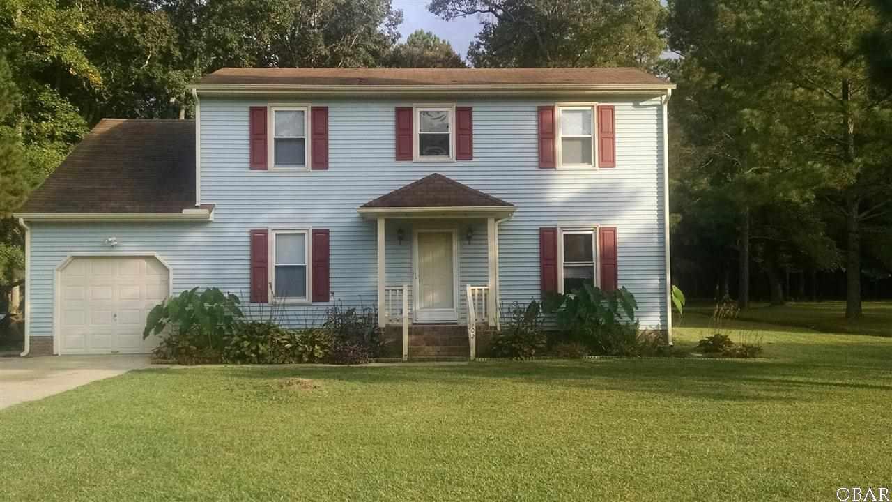 102 Shanna Drive,Elizabeth City,NC 27909,3 Bedrooms Bedrooms,2 BathroomsBathrooms,Residential,Shanna Drive,85565