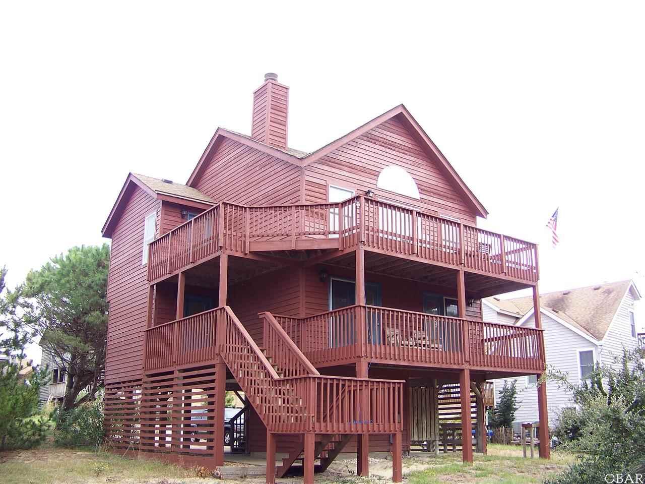4124 Vansciver Drive,Nags Head,NC 27959,4 Bedrooms Bedrooms,2 BathroomsBathrooms,Residential,Vansciver Drive,85622