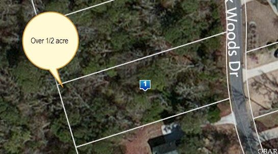 117 Duck Woods Drive,Southern Shores,NC 27949,Lots/land,Duck Woods Drive,86855