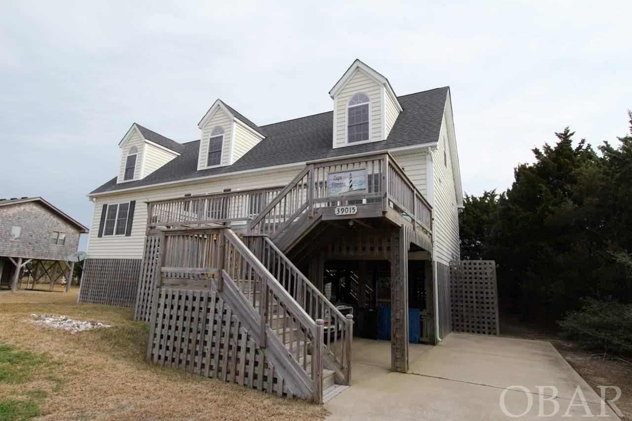 Hatteras colony homes sold recently for Hatteras homes