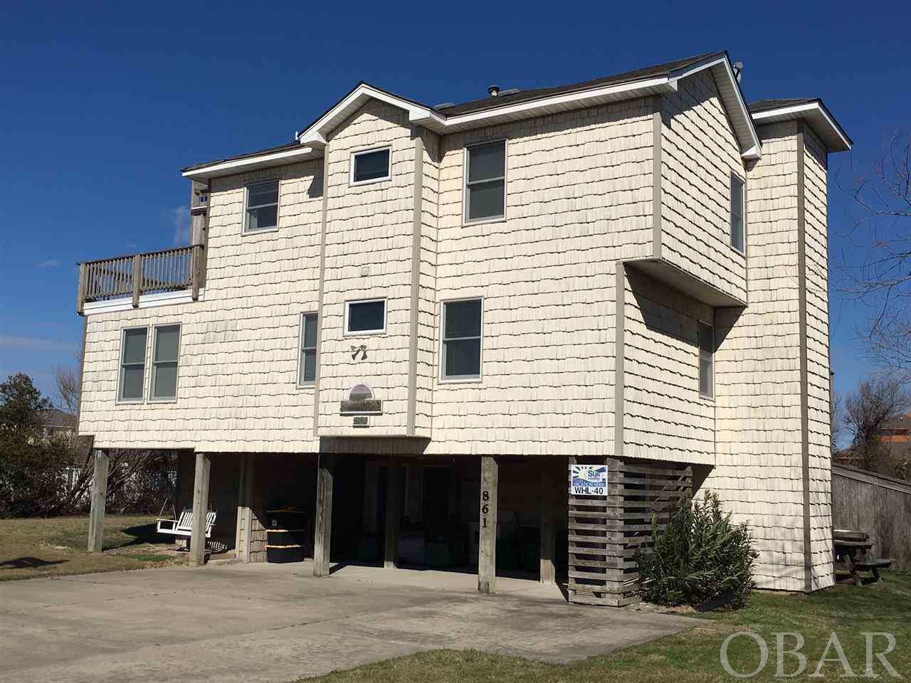 861 Whalehead Drive Lot 30, Corolla, NC 27927