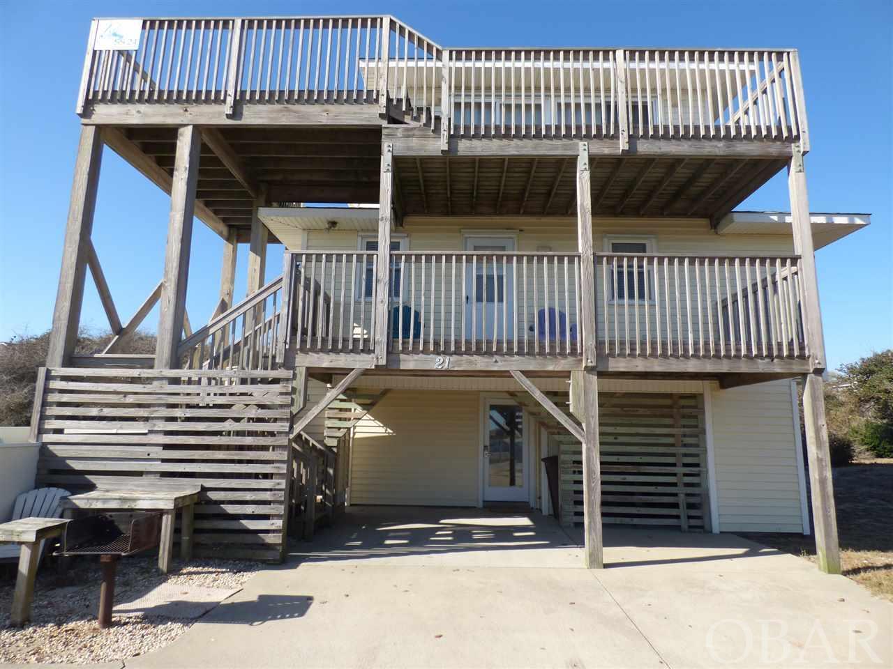 21 Ocean Boulevard Lot #11-12, Southern Shores, NC 27949