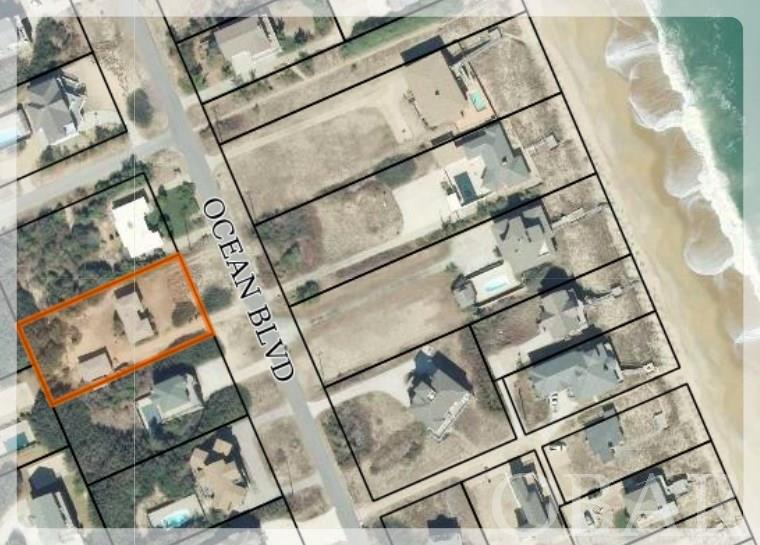 155 Ocean Boulevard Lot # 9 & 10, Southern Shores, NC 27949