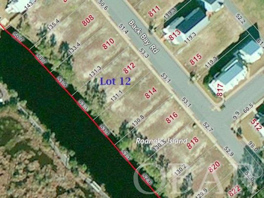 812 Back Bay Road,Manteo,NC 27954,Lots/land,Back Bay Road,91637