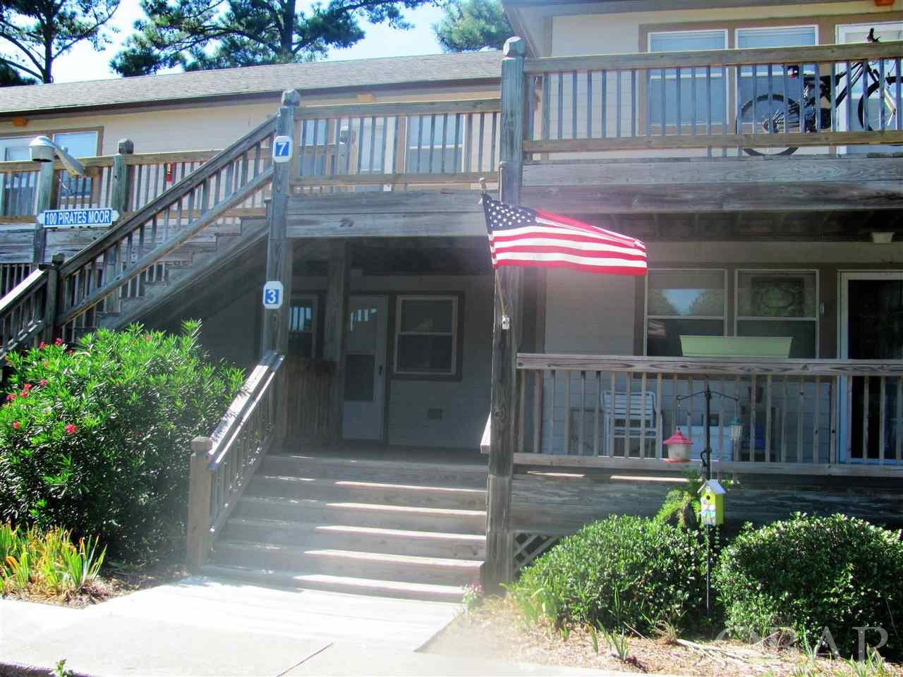 100-3 Pirates Moor Drive, Kill Devil Hills, NC 27948