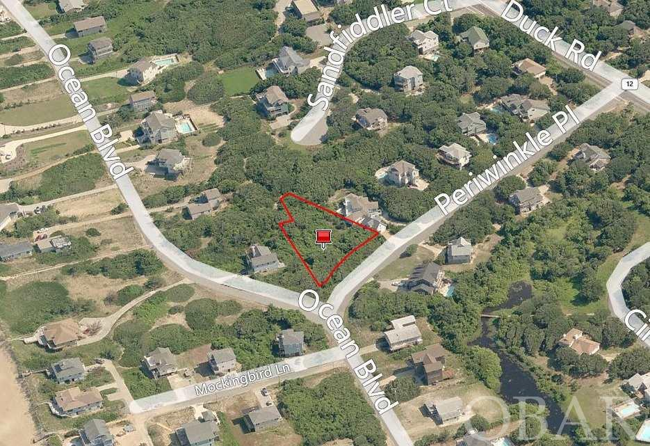 17 Periwinkle Place,Southern Shores,NC 27949,Lots/land,Periwinkle Place,93660