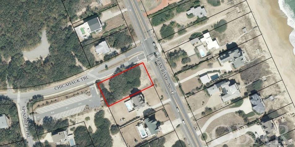 Ocean Boulevard Lot 11&12, Southern Shores, NC 27949