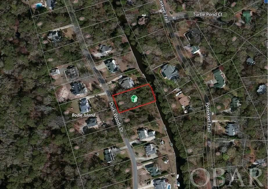 126 Duck Woods Drive Lot 8, Southern Shores, NC 27949
