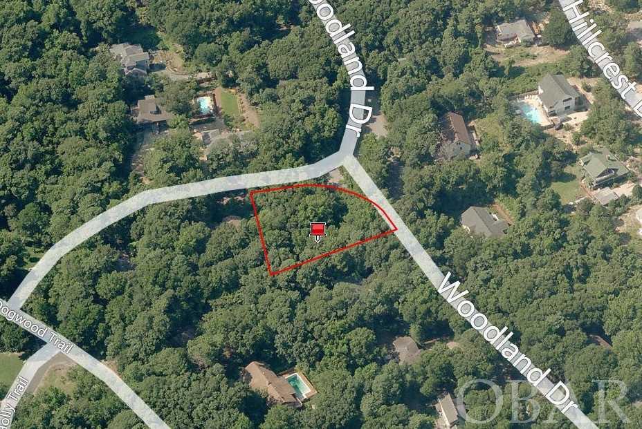 231 Woodland Drive,Southern Shores,NC 27949,Lots/land,Woodland Drive,95406