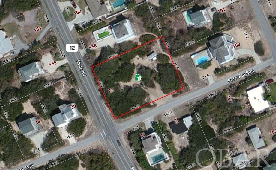 22 Porpoise Run Lot 23-26, Southern Shores, NC 27949