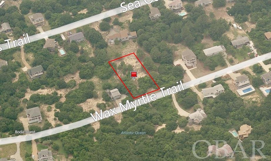 309 Wax Myrtle Trail,Southern Shores,NC 27949,Lots/land,Wax Myrtle Trail,96383