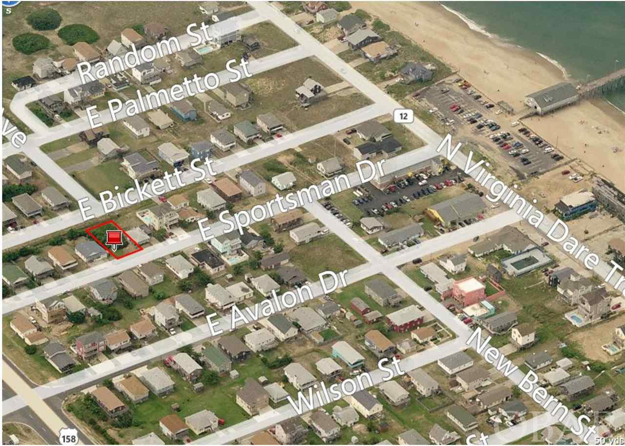 110 Sportsman Drive,Kill Devil Hills,NC 27948,Lots/land,Sportsman Drive,96457