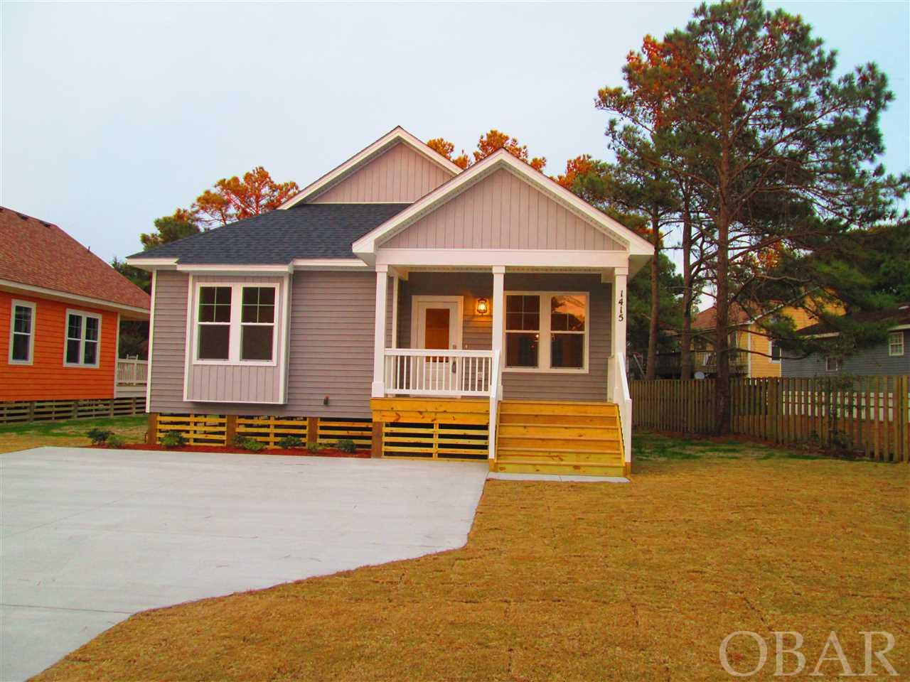 1415 Percy Street,Kill Devil Hills,NC 27948,3 Bedrooms Bedrooms,2 BathroomsBathrooms,Residential,Percy Street,96796