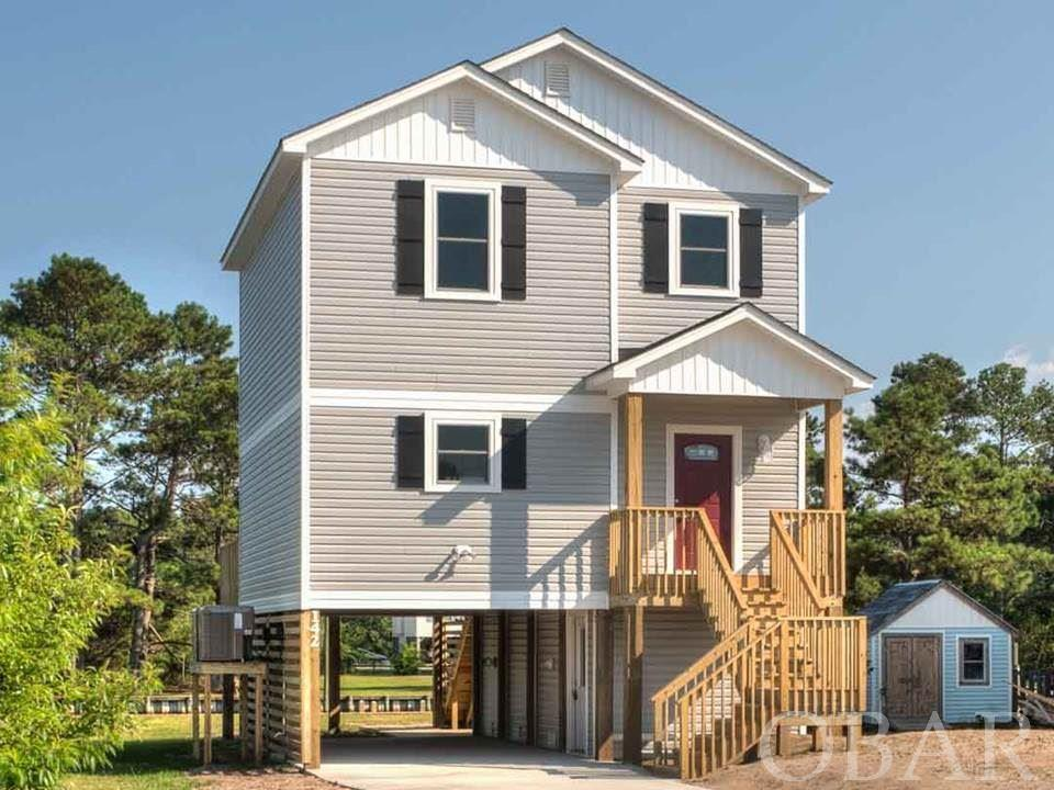 142 Sir Richard West Lot 75, Kill Devil Hills, NC 27948