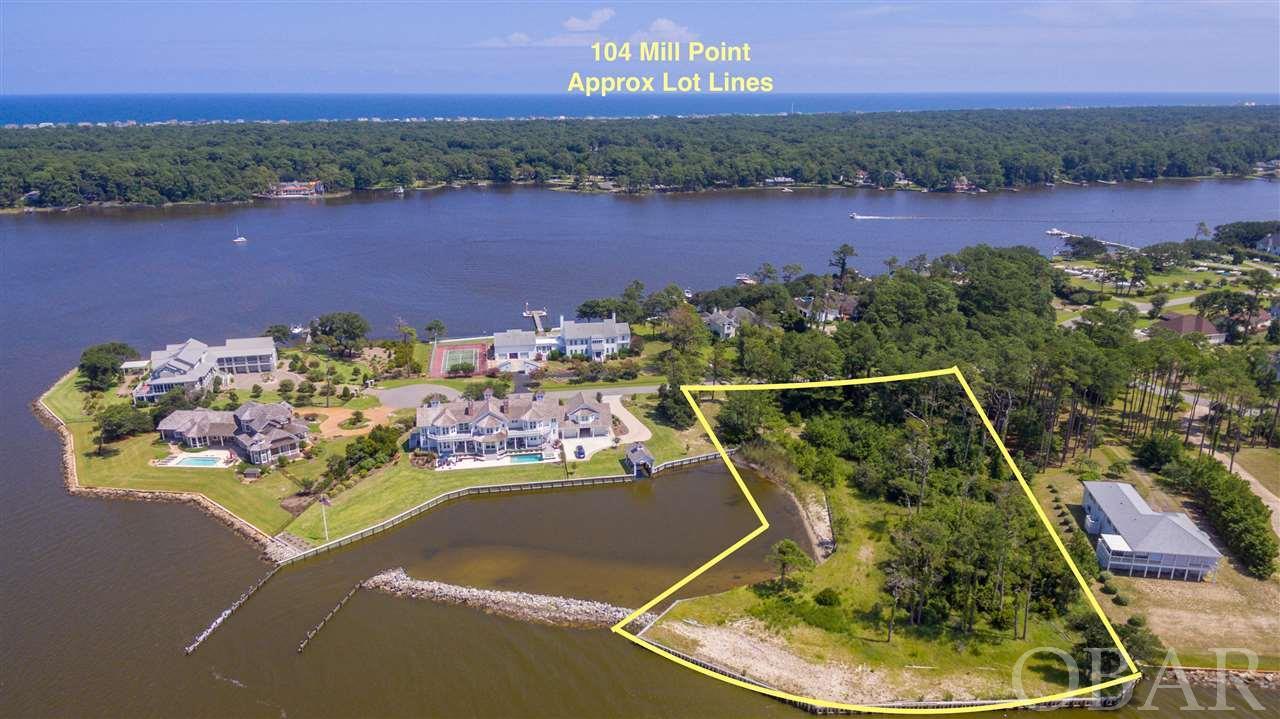 104 Mill Point Lot 30, Kitty Hawk, NC 27949