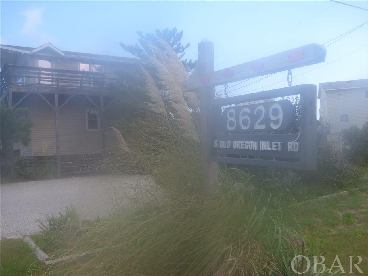 8629 S Old Oregon Inlet Road Lot Pt1, Nags Head, NC 27959