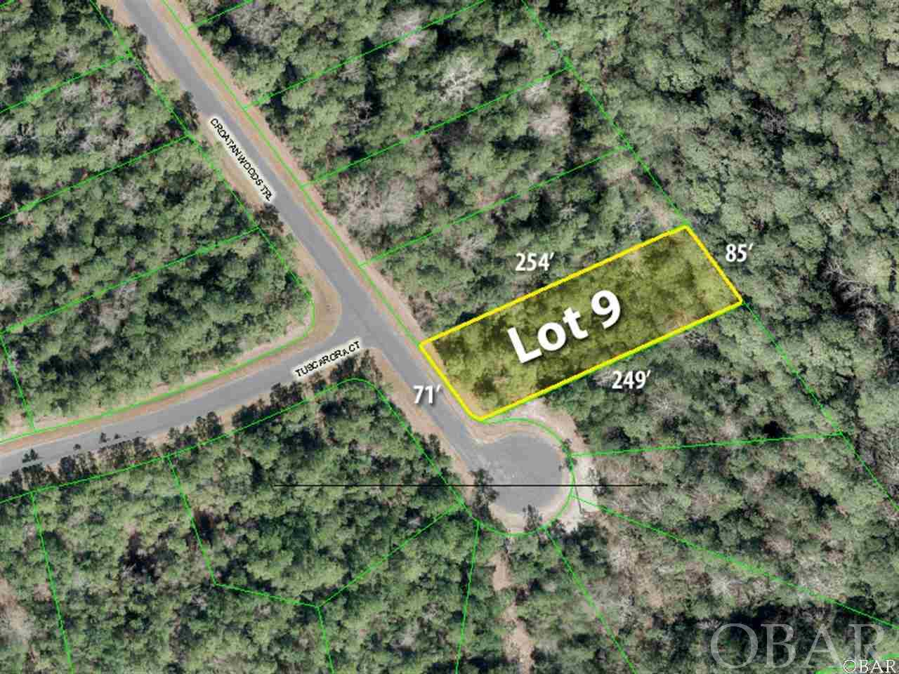 222 Croatan Woods Trail,Manteo,NC 27954,Lots/land,Croatan Woods Trail,97894