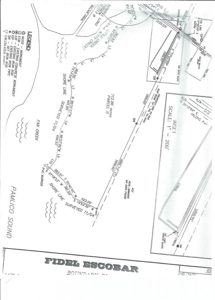 999 Highway 264,Engelhard,NC 27824,Lots/land,Highway 264,98195
