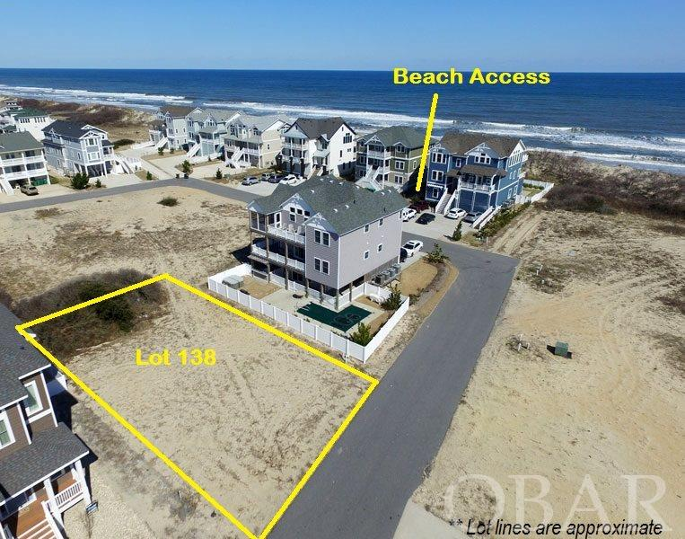 Lotsland For Sale Price 237500 727 Outer Banks Real Estate