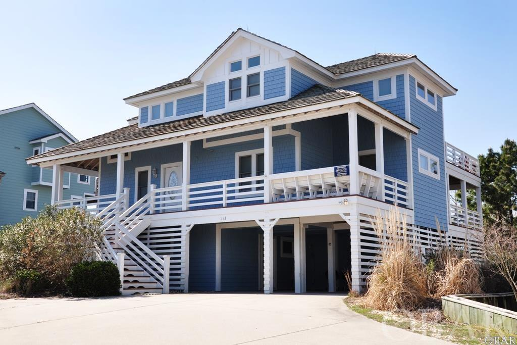 113 Sound Breeze Lane,Nags Head,NC 27959,6 Bedrooms Bedrooms,5 BathroomsBathrooms,Residential,Sound Breeze Lane,99531