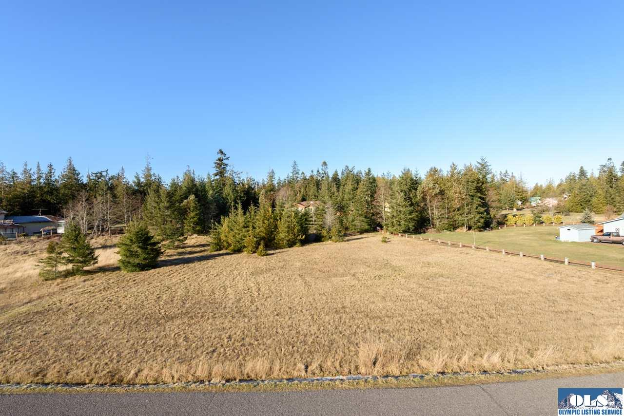 Lot 10 Rhododendron, Sequim, WA 98382
