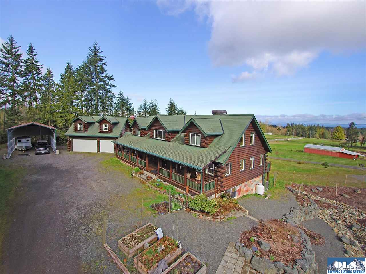 1053 S Bagley Creek Rd, Port Angeles, WA 98362