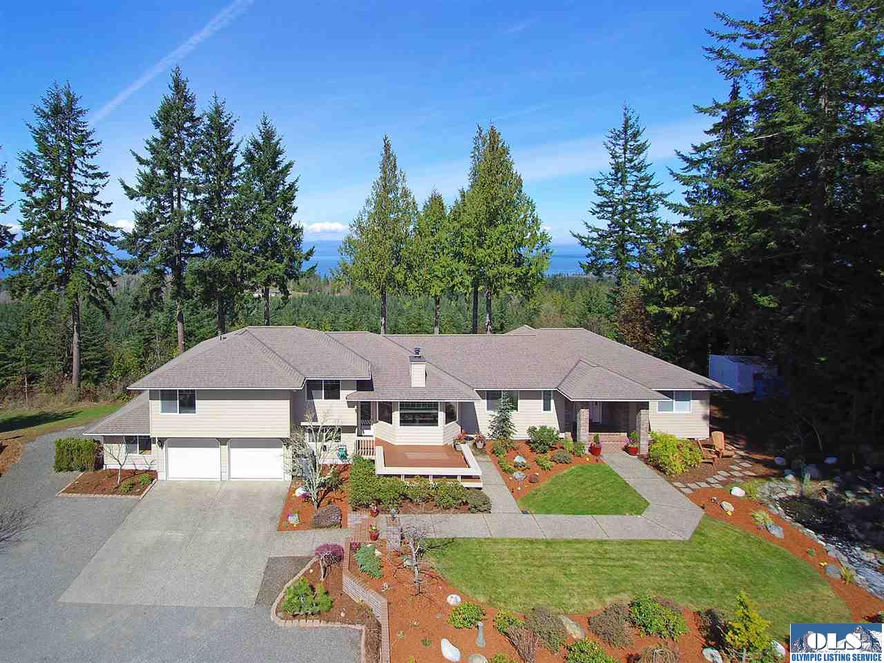 228 Cougar Ridge Road, Port Angeles, WA 98363