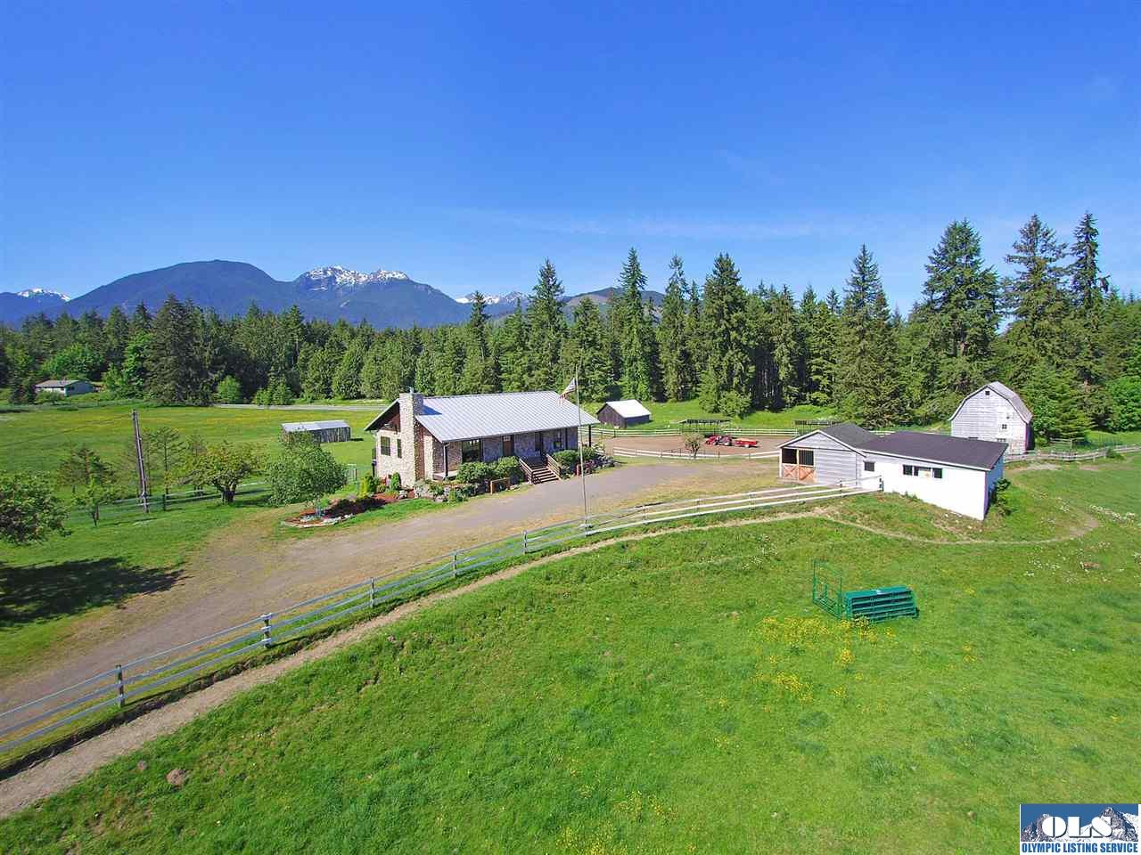 3634 Deer Park Road, Port Angeles, WA 98362