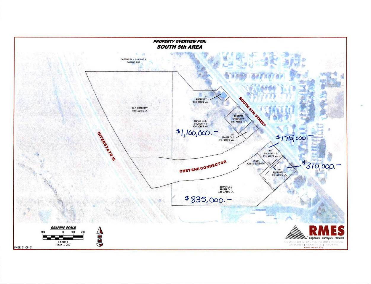 TBD South Valley Connector - 6 97 acres, Pocatello, ID 83201