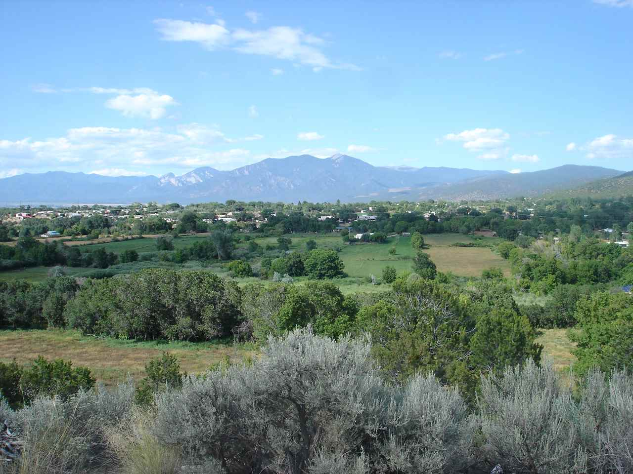 At Torrez Road, Ranchos de Taos, NM 87557